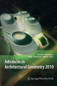 Advances in Architectual Geometry 2010